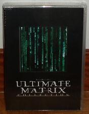 TRILOGIA COMPLETA MATRIX+ANIMATRIX 4 DVD PRECINTADO NUEVO ACCION  (SIN ABRIR) R2
