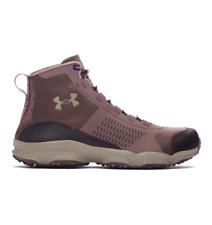 Under Armour UA Speedfit Hike Mid Boots Men's 10 Maverick/Brown 1257447 240