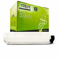 MWT Eco Toner Nero Per OKI C-831-CDTN C-831-DN C-841-N C-831-N