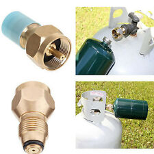 Outdoor Stove Tanks Connector Propane Refill Adapter Gas Cylinder Tank For BBQ