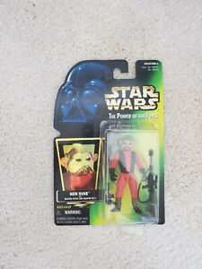 Kenner Star Wars Power Of The Force Nien Action Figure