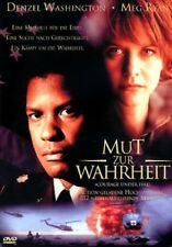 Courage Under Fire (DVD, 2000, German Import, Region 2) Ships within 12 hours!!!