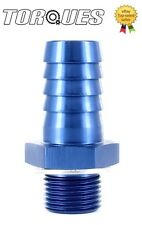 Bosch 044 Fuel Pump Inlet/Supply M18x1.5 to 19mm Barb Aluminium Adapter