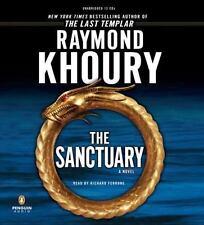 The Sanctuary by Raymond Khoury (2007, CD, Unabridged)