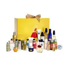 L'Occitane Luxury Beauty Advent Calendar 2017 - 24 gifts - sealed - free p&p