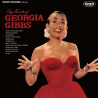 GEORGIA GIBBS-THE SONG FAVORITES OF GEORGIA...-JAPAN MINI LP CD BONUS TRACK C94