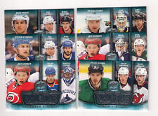 (6) 14/15 UD MVP HOCKEY NHL 3 STARS INSERT CARD LOT