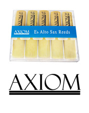 Axiom Alto Saxophone Reeds 2.0 Pack of Ten