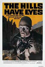 """THE HILLS HAVE EYES"" Movie Poster [Licensed-NEW-USA] 27x40"" Theater Size (1977)"
