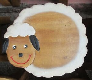 Choice of Shabby Chic Children & Kids Wooden Stools - Hand Painted - Fair Trade