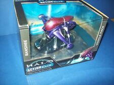 Miniature Action FIgures HALO ACTION CLIX BANSHEE Combat Game NEW