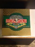 Monopoly 60Th Anniversary Limited Edition Complete Board Game 1995