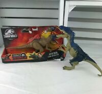 Jurassic World Dino Rivals Dual Attack Allosaurus & Concavenator.Lot of 2.