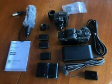 Sony A7S ll Mirrorless Digital Camera with Mic, and Accessories (Never Used)