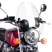 Windschutz Scheibe Puig C2 für Yamaha XV 1600 A Wild Star kl