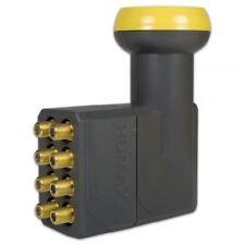 Humax 182 Gold Octo Sat LNB HD 40mm feed Satelliten 0,1dB Digital HDTV