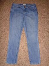 Coldwater Creek Women's Slim Fit Jeans, Sz P6, Med. Wash 8953