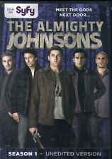 The Almighty Johnsons: Season 1 DVD Brand New Sealed