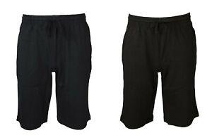 Pantalone corto con tasche e coulisse  uomo jersey tempo libero sport estivo F.L