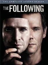 The Following: Second Season (DVD, 4-Disc)