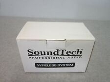 SoundTech Wireless Lavaliere & Handheld Transmitter STM-42L / STT-40, 176.71MHz