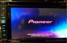 2016 Karten für Pioneer AVIC-x950bh Plus Software Update Pioneer AVIC x950bh