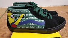 Vans X The Simpsons X Stash Sk-8 Mid Size 12  supreme hosoi wtaps syndicate