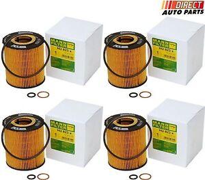 4 - Rolls Royce BMW Oil Filter MANN HU 823 X Engine Oil Filter