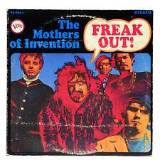 Frank Zappa Freak Out V6 5005 2 1969 LP