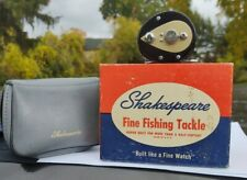 Vintage 1965 Shakespeare presidential sportcast direct drive casting reel in box