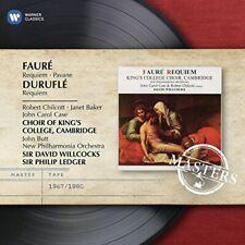 Philip Ledger - Faure: Requiem, Pavane . Durufle: Requiem [CD]