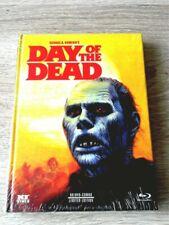 Day Of The Dead (Romero) Oop German Xt Mediabook 3-Disc Blu-Ray/Dvd