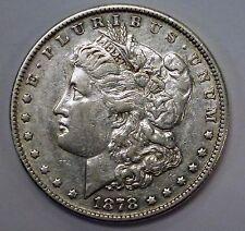 {BJStamps} 1878 MORGAN Silver Dollar 7/8 TF VAM 33 R4