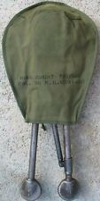 US BROWNING M1919 M2 TRIPOD COVER HOOD VIETNAM ERA NOS 1973 DATED