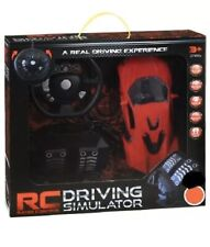 NEW REAL PEDAL DRIVING EXPERIENCE RC RADIO CONTROLLED DRIVING SIMULATOR 27MHz 3+