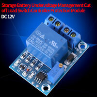 12V DC Charger Power Control Board Storage Battery Charging Controller Module