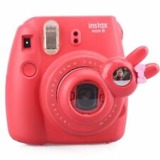 HOT Fujifilm Instax Lens Mini 8 Polaroid PIC300 Hellokitty Instant Camera Selfie