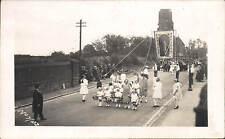 Higher Walton near Preston Parade & Banner # 7/27.