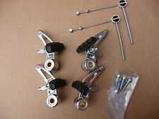 Cantilever Calipers Bicycle brakes Front & Rear Traditional old mountain bikes