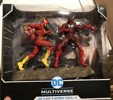 DC Multiverse Flash Vs Red Death New Sealed McFarlane Toys Batman Earth 52