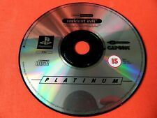Resident Evil PS1 Playstation Game Disc Only