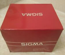 NIB Sigma New One-Touch Zoom 35-70mm f/2.8-4 Lens For Canon