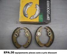 MACHOIRES DE FREIN ARRIERE FIAT 126 500 - LS1291