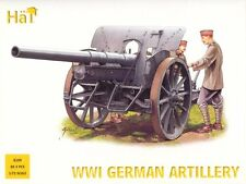 HaT 1/72 WWI German Artillery and Limber # 8109