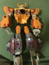 Transformers Unicron Figure For Parts Or Restoration. See Pics