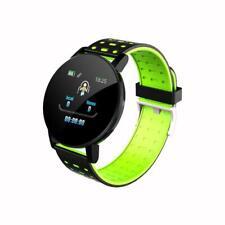 119 Plus Bluetooth Smart Watch GPS Waterproof SIM Camera 3D Hot Screen K6P9