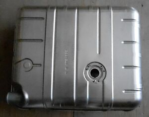 Mopar 49 50 51 52 Chrysler Dodge Desoto Plymouth Galvanized Gas Tank  Fuel Tank