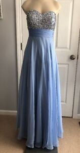 Alyce B'Dazzle Women's Formal Gown- Size 8