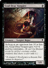 GUUL DRAZ VAMPIRE X4 4 4X Zendikar MTG Magic the Gathering DJMagic