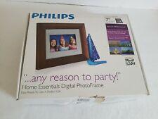 "Philips Digital 7"" Photo Frame 128 MB SPF3407/G7 *A1*"
